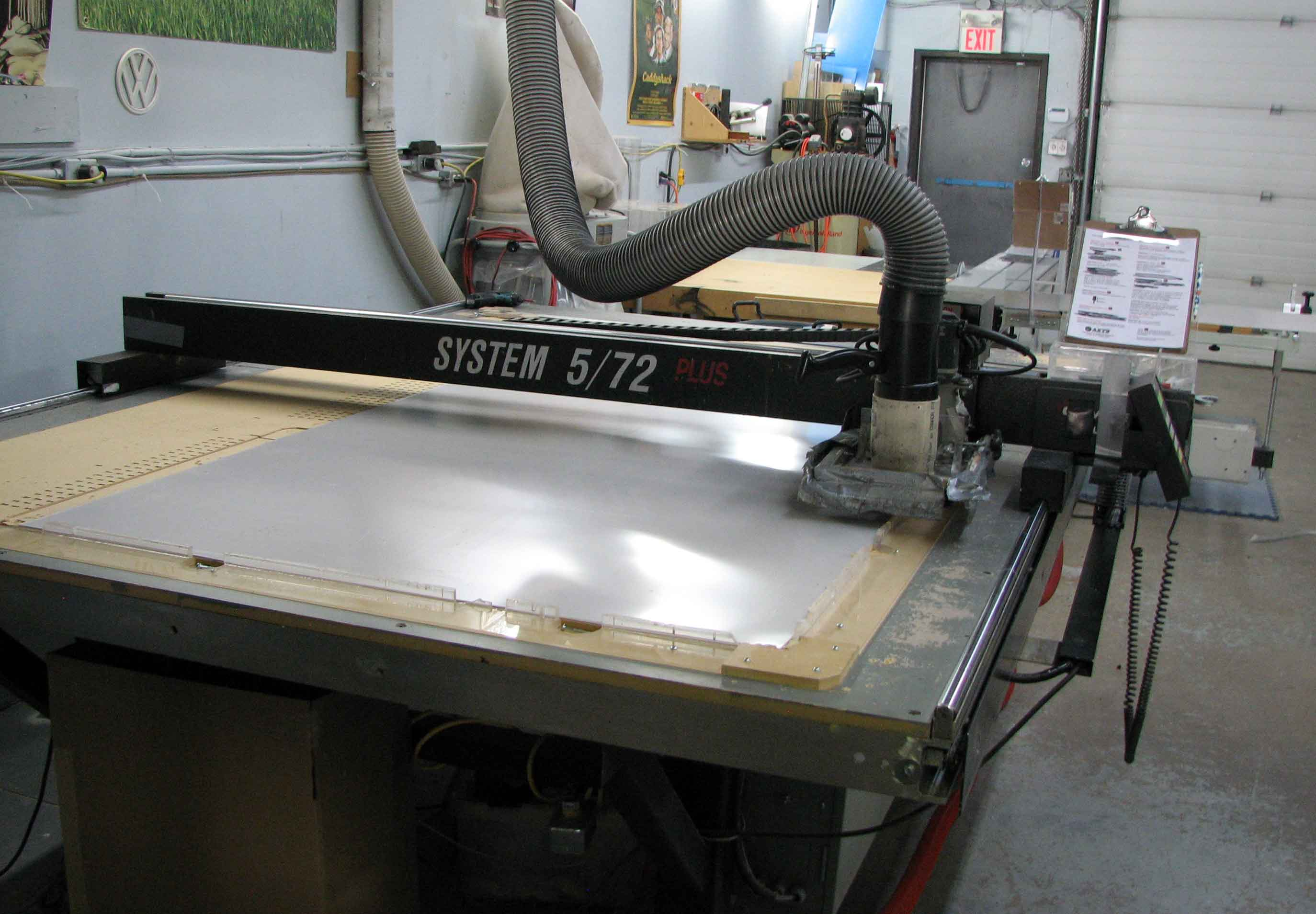 Calgary CNC Routing Service