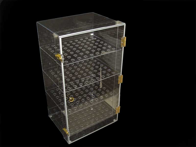 acrylic Chemical Cabinet