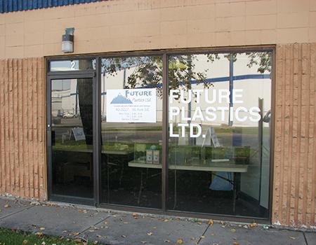 Future Plastics Calgary Acrylic Fabrications